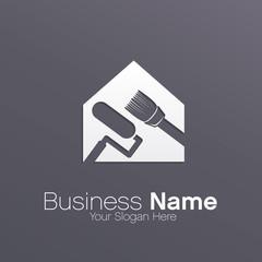 logo travaux/peinture/bricolage
