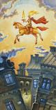 Rider of the sunrise