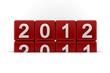 2011 wird 2012