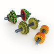 fruits_dumbbells