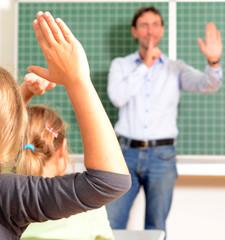 Disziplin im Klassenzimmer