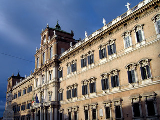 palazzo ducale di modena