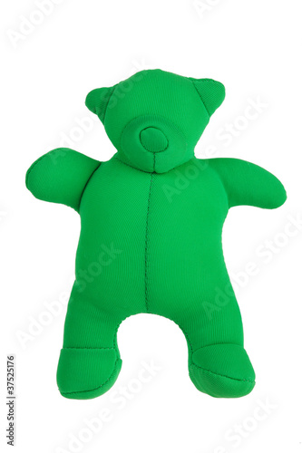 Rag teddy bear to relax