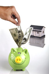save money to buy house