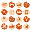 Navigation & transport stickers