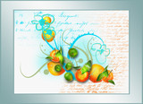 abstrakte grafische Hintergrund