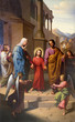 holy Family from Vienna church - paiter Leopold Kupelwieser