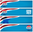 America Election banners