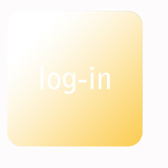 Icon - log-in (Gold)