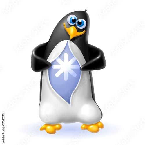 pinguino frigo