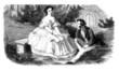 Lovers 19th century