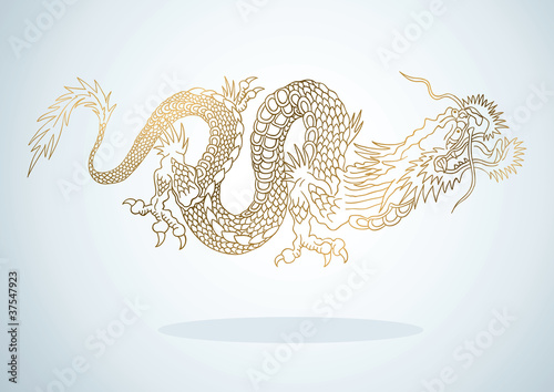 Golden Dragon - 37547923