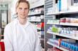 Portrait of Male Pharmacist
