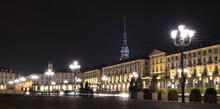 Piazza Vittorio Emanuele II w Turynie