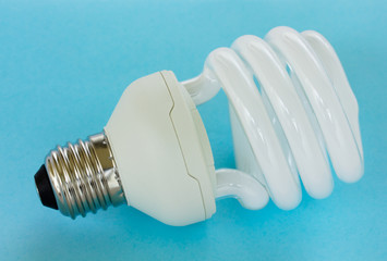Energy efficient CFL fluorescent  and classical light bulb lamps
