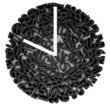 original clock face