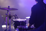 Schlagzeug live