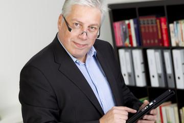 Der Boss liest lieber digital