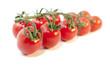 petite grappe de tomates