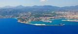 Fototapety Bird's-eye view on the island Mallorca