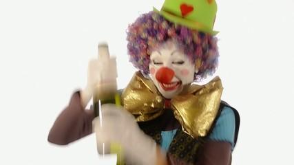 il clown e il capodanno
