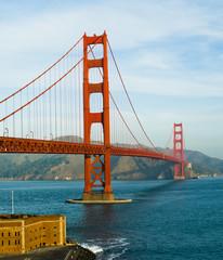 Golden Gate Bridge in San Franciso, California