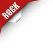 Seitenecke rot links ROCK