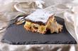 winterlicher apfelkuchen