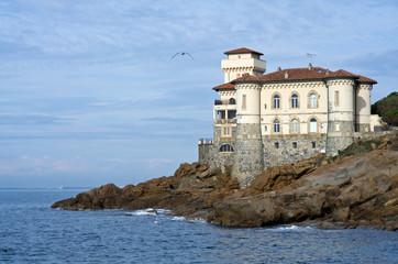 Toscana, Livorno: il Castello del Boccale 2