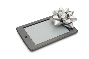 touch e-reader