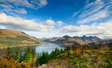 Fototapety Scottish autumn landscape