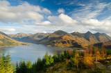 Landscape of Scottish Highlands - 37584540