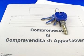 Compromesso di compravendita di appartamento