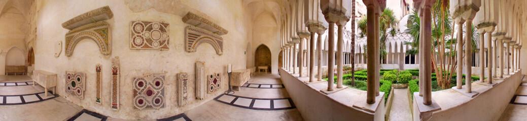 Amalfi, Salerno, chiostro del Duomo