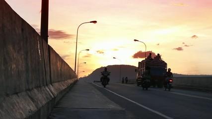 Asia traffic