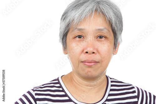 mature asia woman