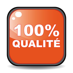 100% QUALITÉ ICON