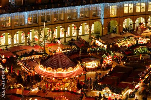 Dresden Weihnachtsmarkt - Dresden christmas market 22 - 37591339