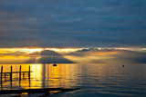 Sunrise Lake Geneva