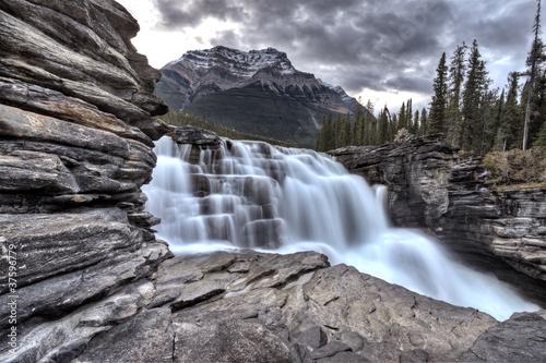 Athabasca Waterfall Alberta Canada - 37596779