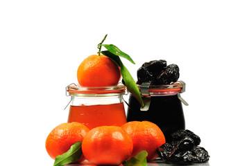 orange und pflaumenmarmelade 20