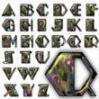 abc alphabet background amstel design
