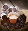 Coffee self service