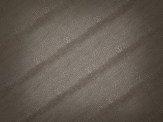 Alligator skin with stripes: useful as background or texture