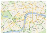 London Map Vector