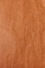 Brown mulberry paper texture
