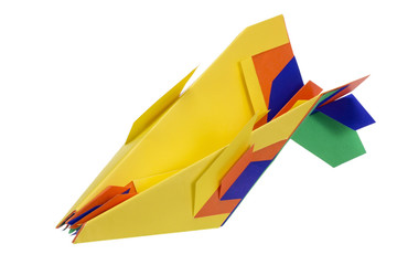 Fantastic paper airplane