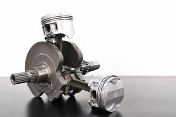 エンジンの主要部品