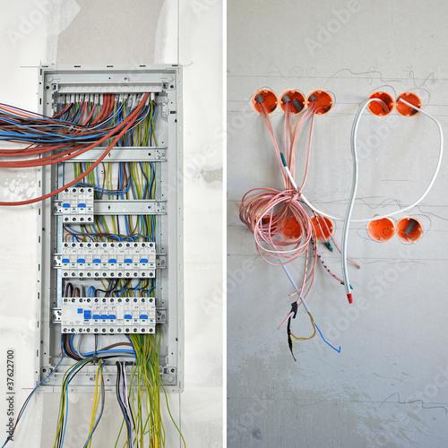 strom elektriker von photo 5000 lizenzfreies foto 37622700 auf. Black Bedroom Furniture Sets. Home Design Ideas