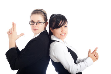 Successful women business agents